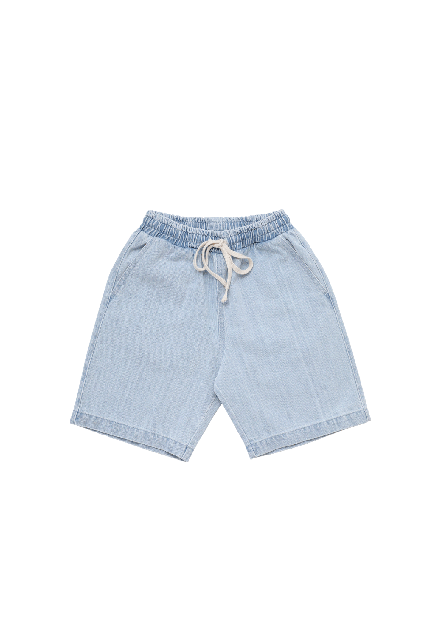 ben Denim Half Pants_Blue