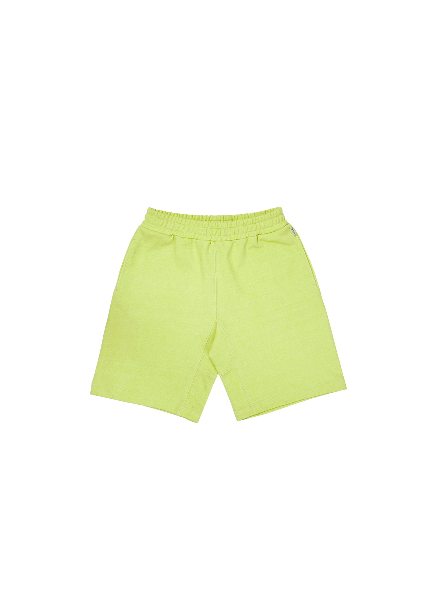 ben Summer 20 Sweat Shorts_Lime