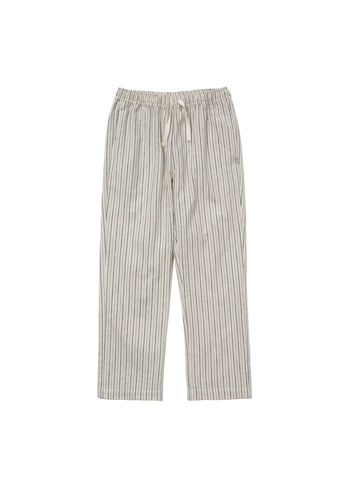 ben Peach Stripe Pajama Pants