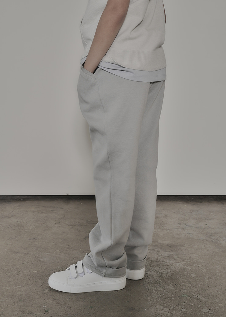 ben Tennis Long Pants_Gray