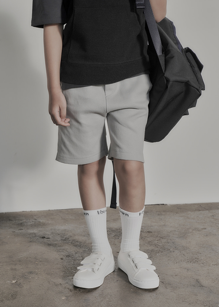 ben Tennis Half Pants_Gray