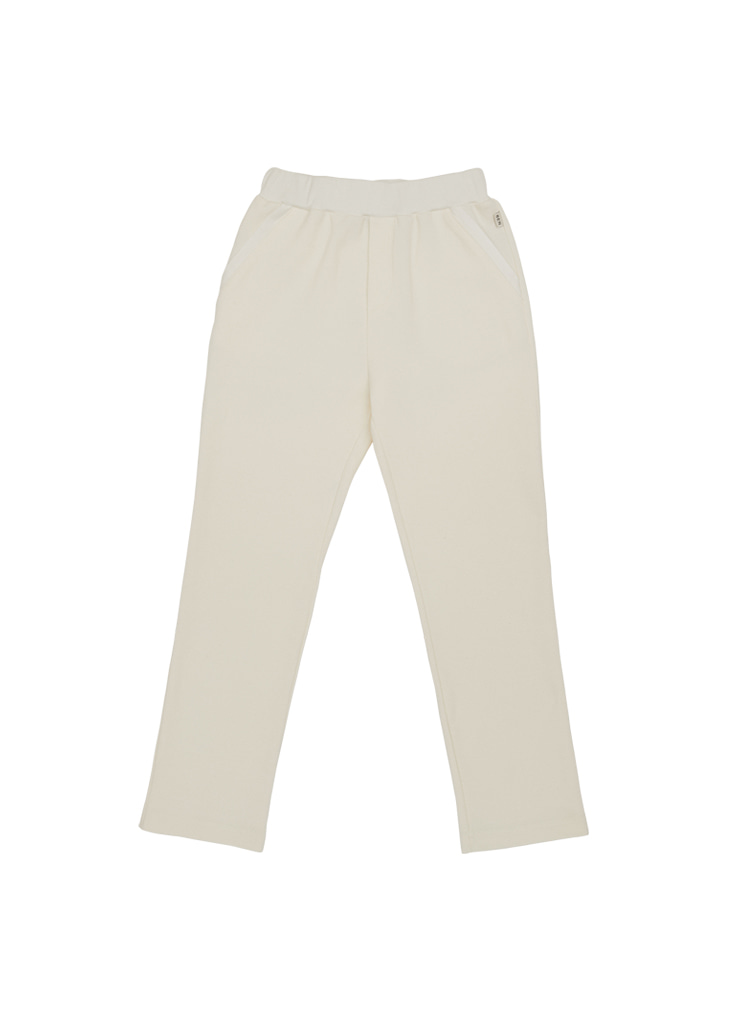 ben Tennis Long Pants_ivory