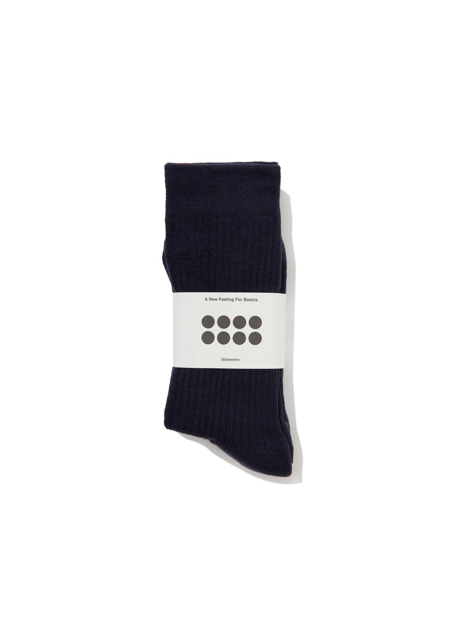 Standard logo Socks Set_Navy